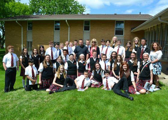 My Class Of 2014