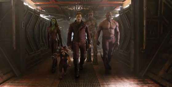 The movie I wanna see, Guardians Of The Galaxy!