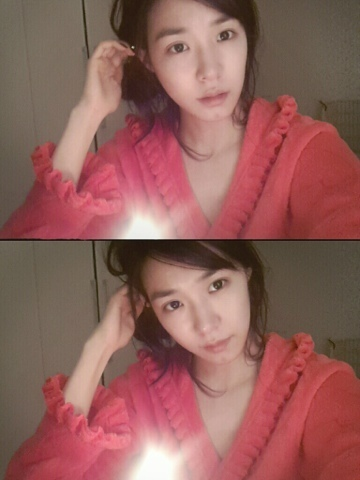 Tiffany snsd without makeup