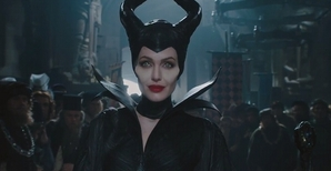 Maleficent crashes the party.