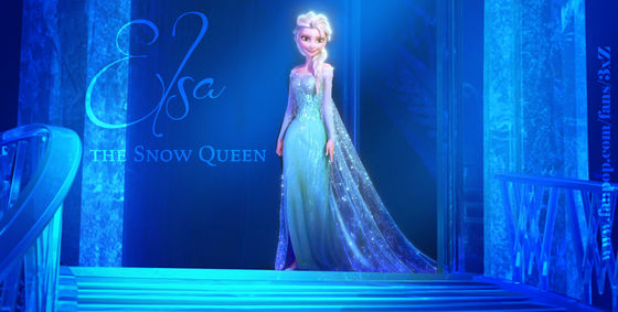 So basically, I'd like 겨울왕국 to be centered on the Snow Queen...