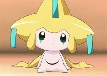 Jirachi in the movie