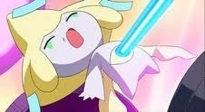 Scene in Jirachi Wish Maker