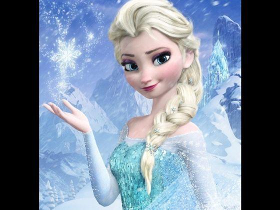 Elsa From Frozen - Uma Aventura Congelante