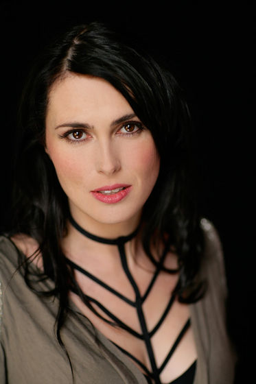 The front singer in Within Temptation, Sharon 巢穴, den, 书房 Adel