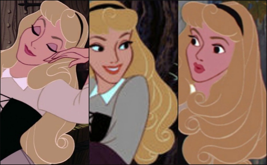 disney princesses with curly brown hair