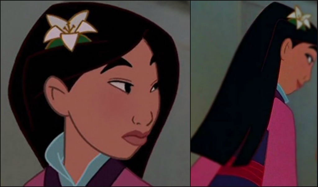 My Favorite Hair Of The Dps Disney Princess Fanpop