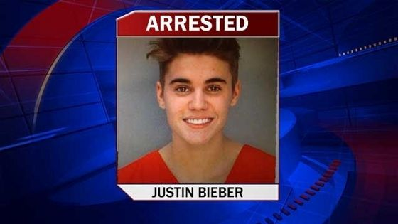 """Who got arrested for hitting his """"girlfriend"""" in the face? This jerk!"""