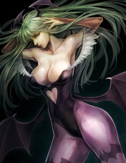 "Vexx.. ""true"" form..(Succubus Form)"