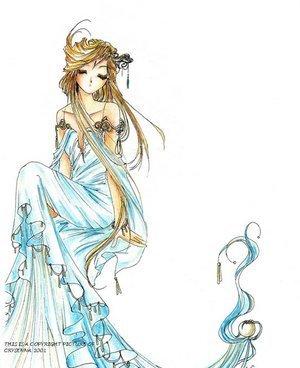 Lorelei,the maiden