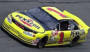 Steve Park's car