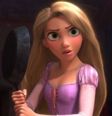 Academics is almost everything. Has Rapunzel ever been more than slightly educated? Probably not. She was part of the lower class so she was probably never taught by a professional. -hajirah4