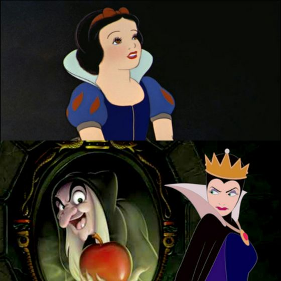 What can I say? I Cinta the princess and the villain.