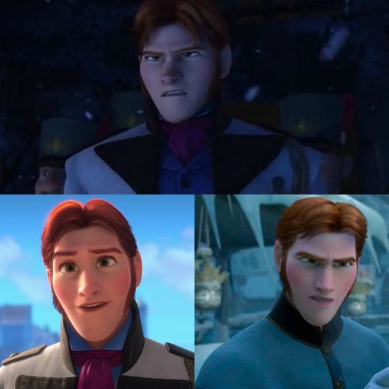 I don't like him as a villian. Rather had he stayed the cute prince character..._Silverrose1991 -- I think Hans is the WORST villain that Disney has ever created._iwasneverhere