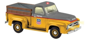 One of the new supply trucks for the Union Pacific