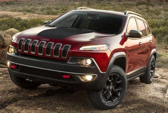 2014 Jeep Grand Cherokee (Decepticons)