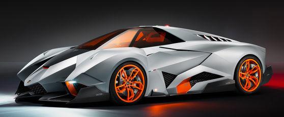 2014 Lamborghini Egoista Concept (Autobots)