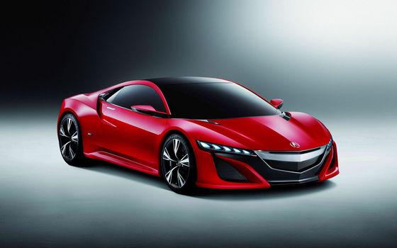 2013 Acura NSX Concept (Decepticons)