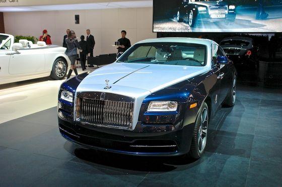 2014 Rolls Royce Wraith (Autobots)