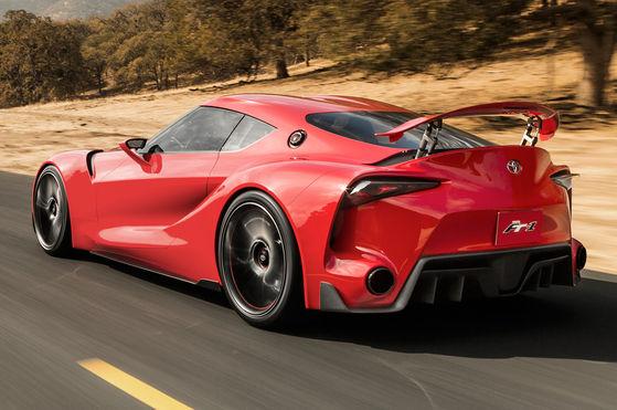 2014 Toyota FT-1 Concept (Autobots)