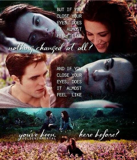 Edward & Bella Cullen