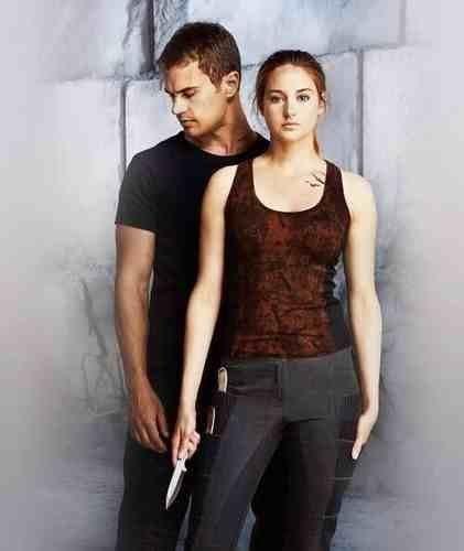 Four & Tris (Divergent)
