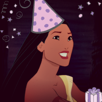 Today I'll focus on why I 愛 Pocahontas