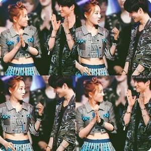 BaekYeon moment<3