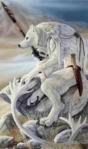 Kotima Běijí: Leader of the Great Wolfs