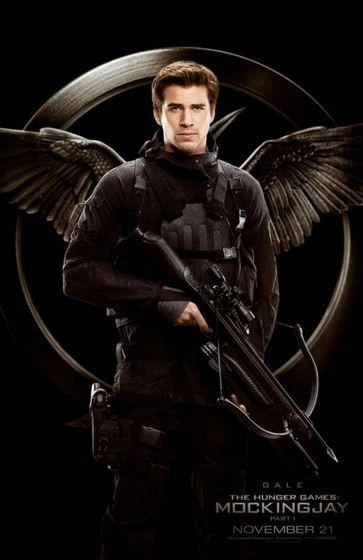 Liam Hemsworth as Gale