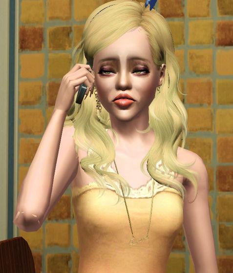 Alice calls up Gracie