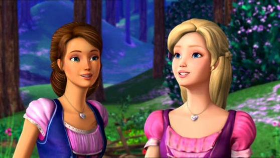 """Mattel no longer show a strong friendship bond in movies"""