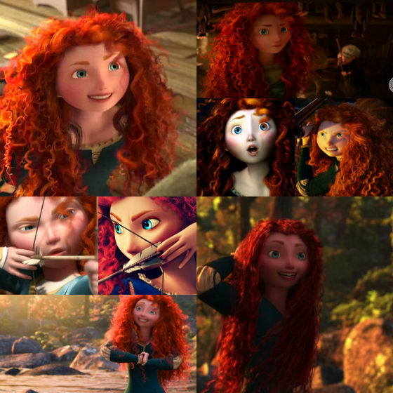 Best shot of Merida- All!