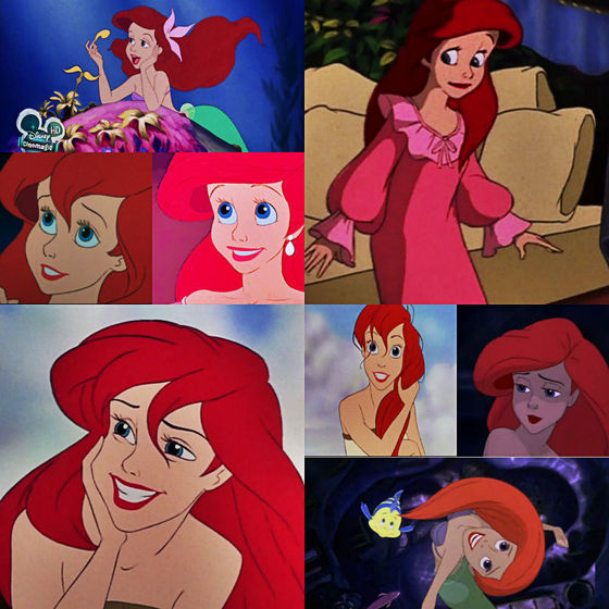 Best shot of Ariel- Bottom left.