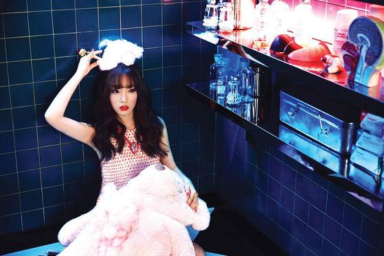 5.Taeyeon