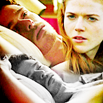 """""""Will you... marry... me...?"""" And with those words he fell into the coma again."""
