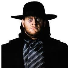 the undertaker/paul bearer in the movie