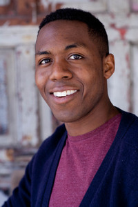 Actor-Playwright Eric Lockley