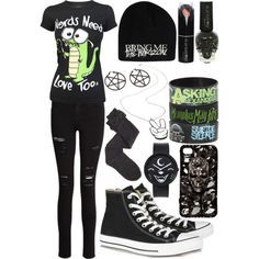 Bella's school outfit