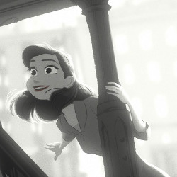 "324anna's current প্রতীকী (Meg from ""Paperman"")"
