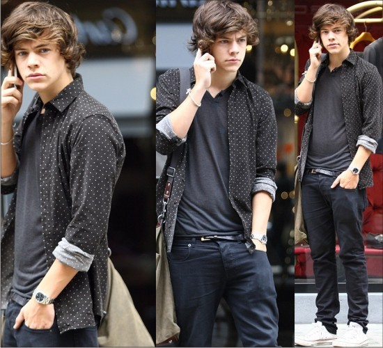 How can you look so good just walking down the street!?!?♥