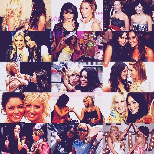 Your the Vanessa to my Ashley ♥ ~