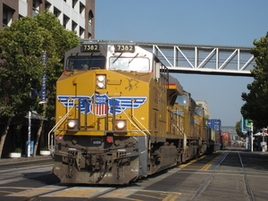 Ice Cube's train
