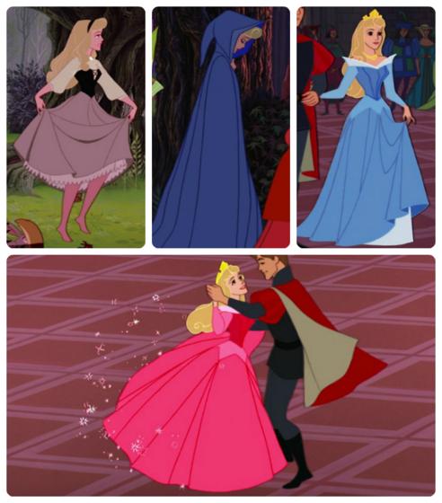 Aurora's Wardrobe