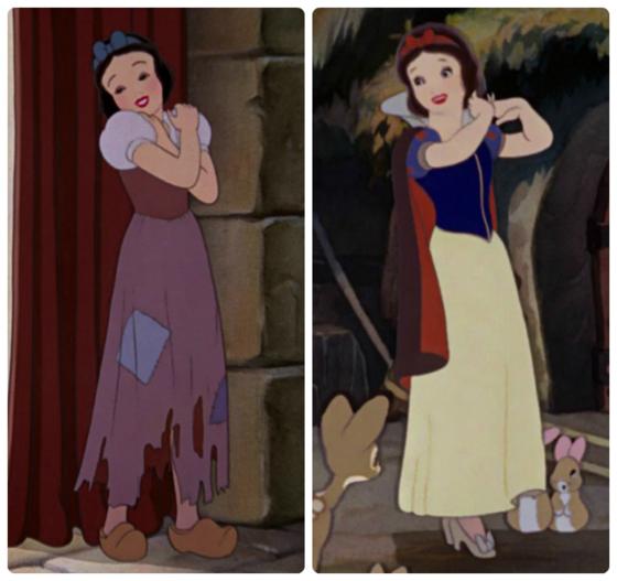 Snow White's Wardrobe