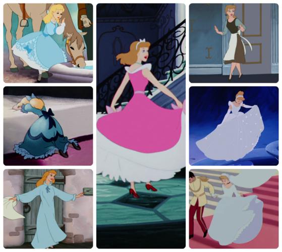 Cinderella's Wardrobe