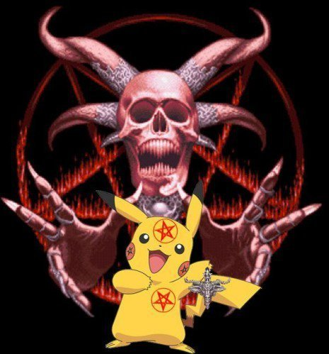 #8: What does Pokemon have to do with the Devil?