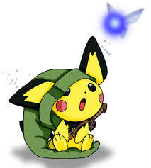 Pichu of couse
