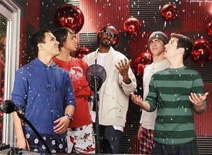 big time merry christmas everybody - Big Time Rush Beautiful Christmas
