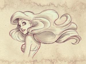 """Ariel"" from Deviantart"